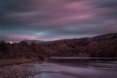 115. Dawn over Ben Vrakie and the river Tummel