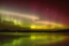 231. Aurora over Loch Lomond