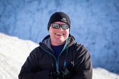 389.  Peter in the Arrochar Alps