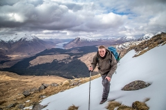 437. Climbing Corbetts in Glen Etive  with Daryl
