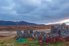 642.  Wild camping near White Bridge in the Cairngorms