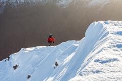 651. steep climb on Stob na Broige