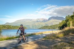 675.  Ardgour by road bike 100 miles