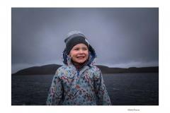 481. Cold day at Loch Thom