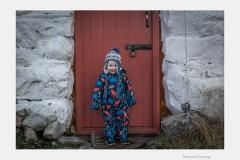 Glencoe on a cold winter day
