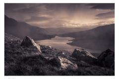 339.  Passing Shower,  Loch Lurgainn
