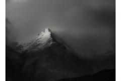 718. Snow capped Sgurr Fhuaran, Kintail