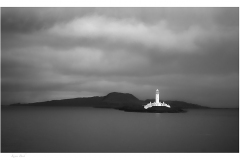 Eilean Musdile Lighthouse,  Mull