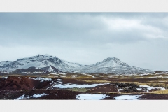 343. Lave field, Snaefellsnes
