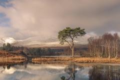 322. Stob Gabahar and Loch Tulla, Southen Highlands
